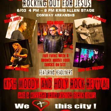 6. Holy Rock Street Revival